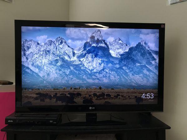 "LG 3D LCD TV 47"""