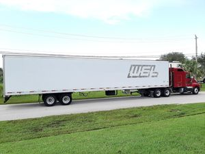 2010 Utility 53 Reefer for Sale in Port St. Lucie, FL