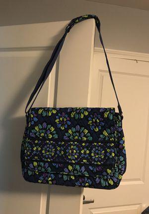 Vera Bradley laptop bag messenger like new for Sale in Milford, NH