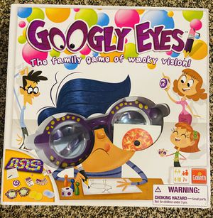 Google Eyes Game for Sale in Layton, UT