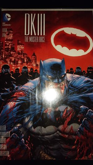 Dark Knight III (3) The Master Race Hastings Variant for Sale in Jacksonville, FL