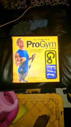 Pro Gym Go Fit for Sale in Newark, NJ