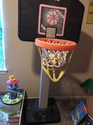 Outdoor basketball hoop for Sale in Kyle, TX