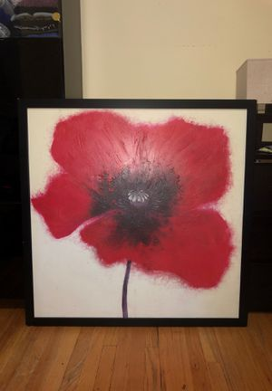 Flower painting for Sale in Cicero, IL