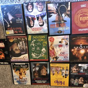 ALL DVD'S. $2-$3. LOCAL PICK UP ONLY . CASH for Sale in Fort Worth, TX
