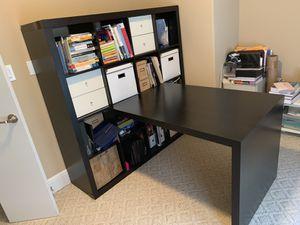Desk and Shelf for Sale in Dallas, TX