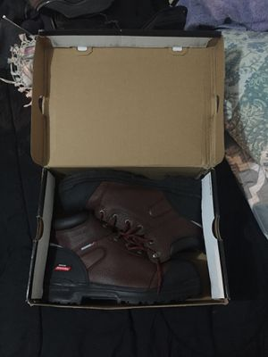 Brand new dickies work boots never used size 10 1/2 men for Sale in Farmers Branch, TX