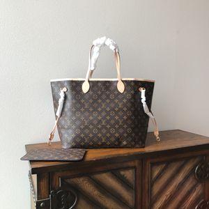 Louis vuitton neverfull bag in monogram for Sale in Alpharetta, GA