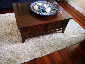 Wooden coffee table for Sale in Willingboro, NJ