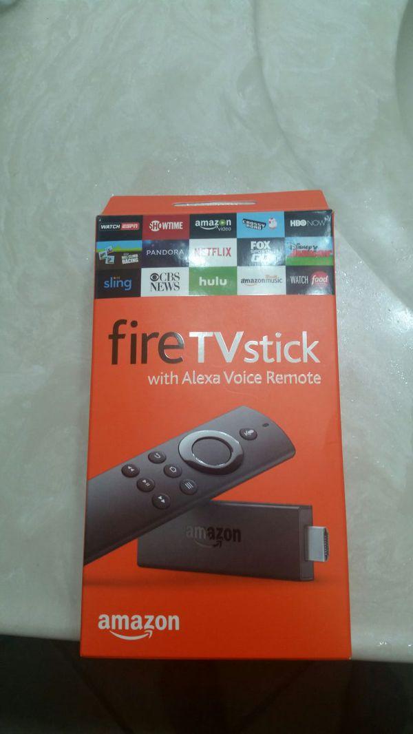 Unlocked firestick. Brand new $70