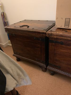 Storage Chest (2) for Sale in Washington, DC