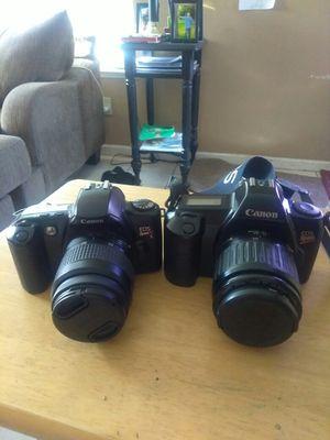 NOT DIGITAL!!!! Canon 35mm film cameras for Sale in Roseville, CA