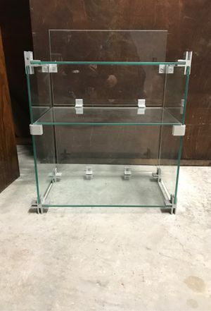 Glass display case for Sale in San Angelo, TX