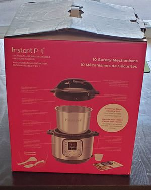 instant pot 6 quart for Sale in Laguna Woods, CA