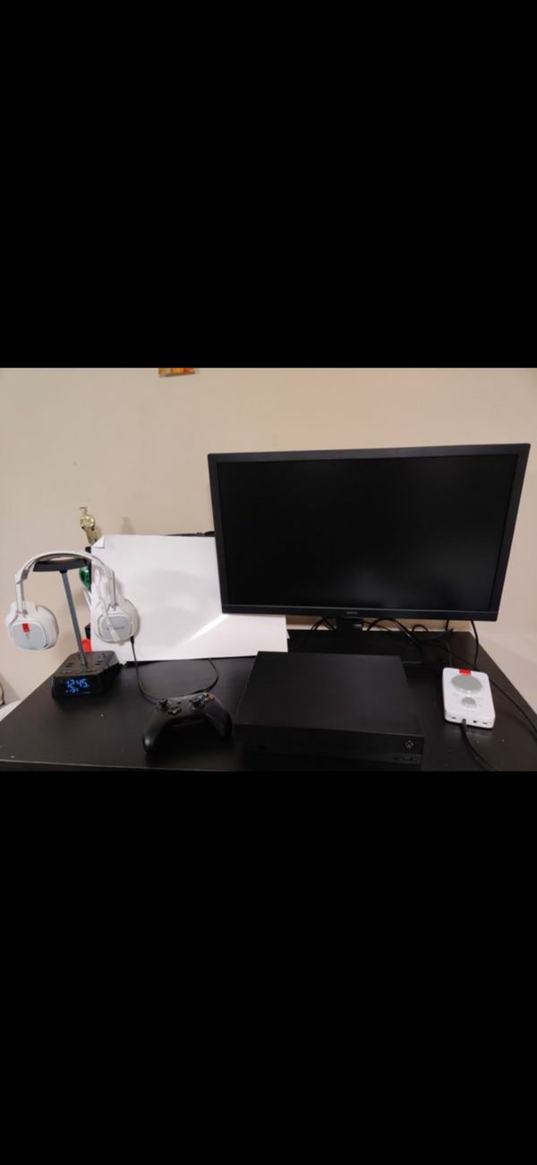 Xbox one X Bundle