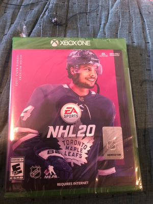 NHL20 for Xbox One brand new sealed 30$$$ for Sale in Chula Vista, CA