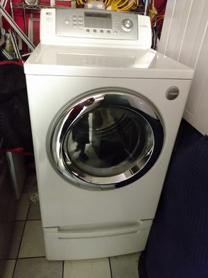 LG Tromm Gas Dryer for Sale in Los Angeles, CA