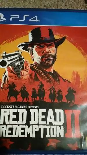 Red dead redemption 2 for Sale in Manteca, CA