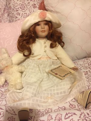 Antique doll for sale for Sale in Trenton, NJ