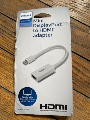 DisplayPort to HDMI for Sale in Kalamazoo, MI