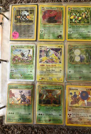 Pokemon cards for Sale in Gardendale, TX