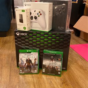 Xbox Series X Ultimate Gamer Bundle for Sale in Riverdale Park, MD