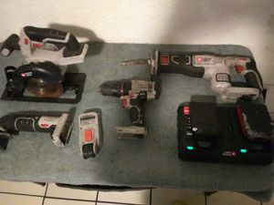 Porter Cable 20v Max power tools for Sale in Stockton, CA