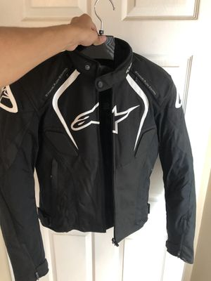 Alpinestars T-Jaws WP Motorcycle Jacket Size M for Sale in Fresno, CA