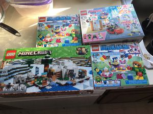 Mixed LEGO sets for Sale in Boxford, MA