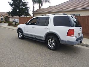 2002 Ford Explore 4x4 for Sale in Fresno, CA