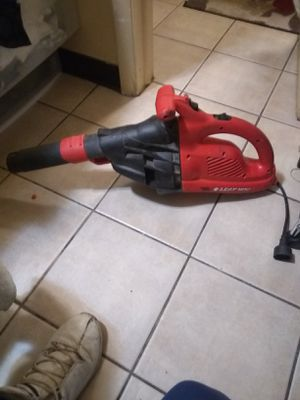 Black and Decker Leaf Hog for Sale in Aurora, CO