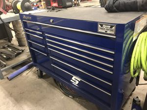 Selling snap on tool box for Sale in Aurora, CO