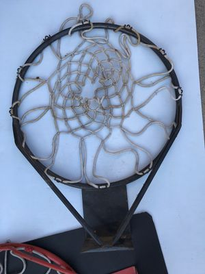 Basketball hoop with net Sports for Sale in Redondo Beach, CA