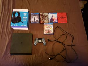 PlayStation 4 Bundle for Sale in San Marcos, CA