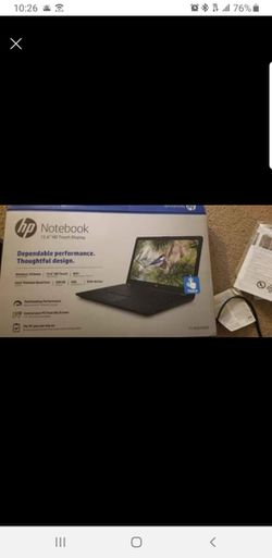 HP Notebook for Sale in Chestertown, MD