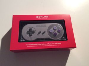 Super Nintendo Controller for Switch for Sale in Downers Grove, IL