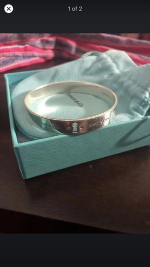 Tiffany bangle for Sale in Cambridge, MA