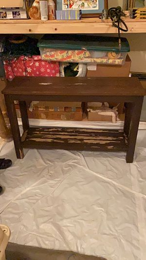 Wood table for Sale in Montrose, CO