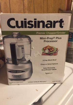 Cuisinart Chopper Grinder Mini Prep Food Processor for Sale in Harrisburg, NC