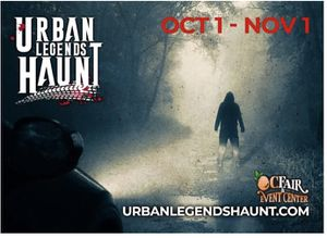 Orange County fair urban legends haunt Oct 31st for Sale in Alta Loma, CA