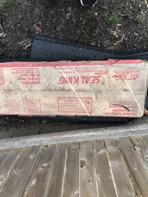 Roof shingles 2 bundles for Sale in Quincy, MA