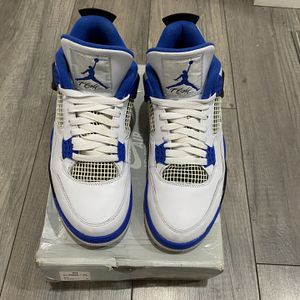 Jordan 4 Motorsport Size 10 for Sale in Federal Way, WA