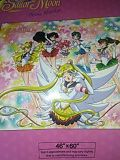 Brand new Sailor Moon throw blanket 46 in by 60 in for Sale in Orlando, FL
