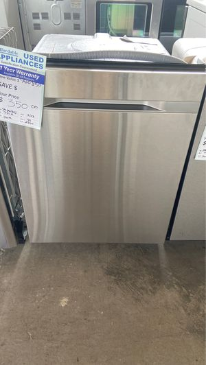 Samsung stainless steel dishwasher like new for Sale in Denver, CO