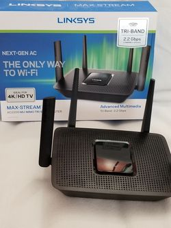 Linksys Max-Stream Router for Sale in Euclid,  OH