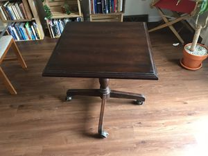 Square-top breakfast table for Sale in Canton, MA