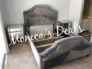 King size bed frame $520 for Sale in Cerritos, CA