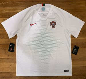 Portugal 2018 Nike Away Soccer Jersey Men's XL Brand New for Sale in Portland, OR
