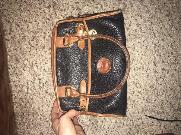 Older Dooney & Burke purse