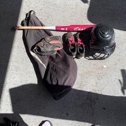 Softball Starter Set for Sale in Tijuana,  MX